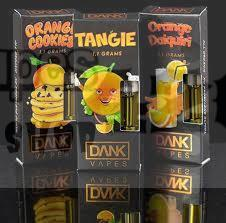 dank vapes orange cookies