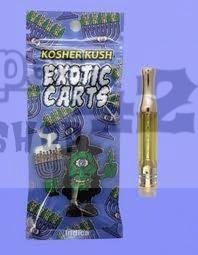 kosher kush exotic carts
