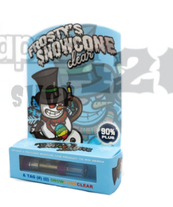 frosty's snowcone clear