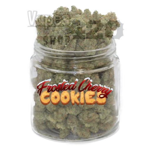 frosted cherry cookies strain